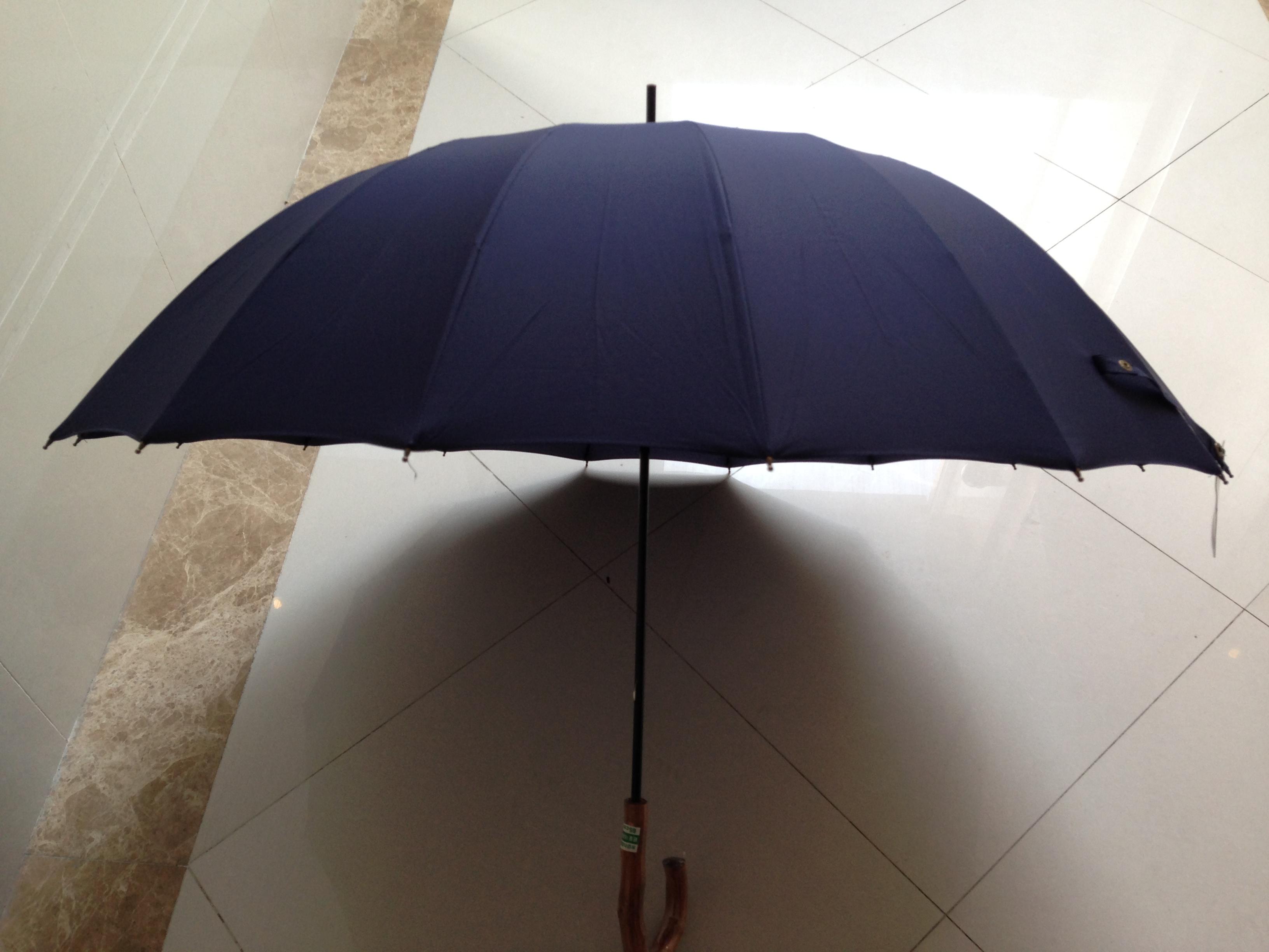 定制出口外贸伞、日本16骨直杆晴雨伞