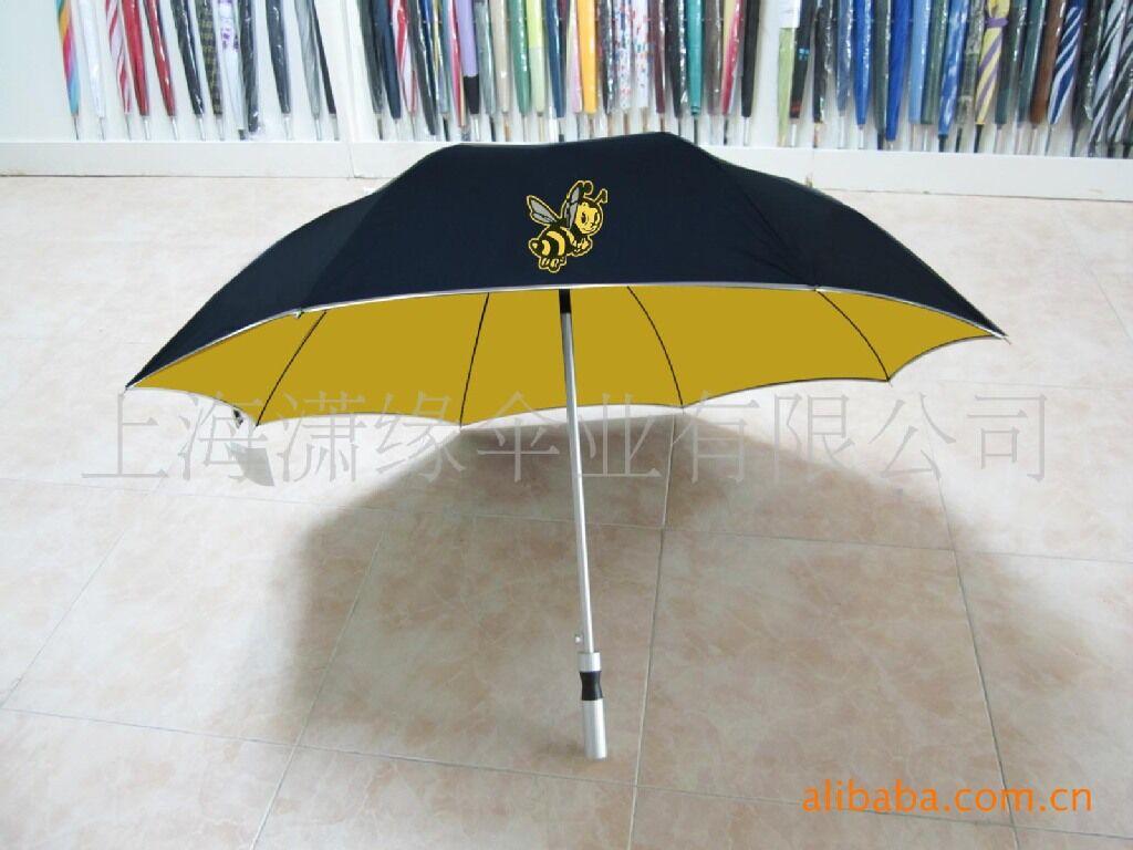 供应铝合金伞架高尔夫伞、27英寸*8骨铝合金支架高尔夫伞