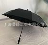 高尔夫晴雨伞 大号玻璃纤维骨架自动商务长柄伞