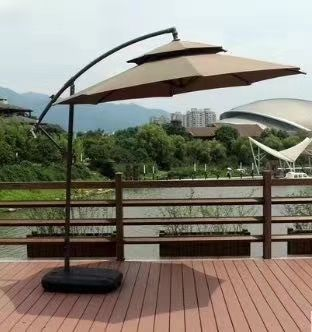 定制罗马伞、四方遮阳伞、户外圆型罗马伞、户外休闲伞源头厂家