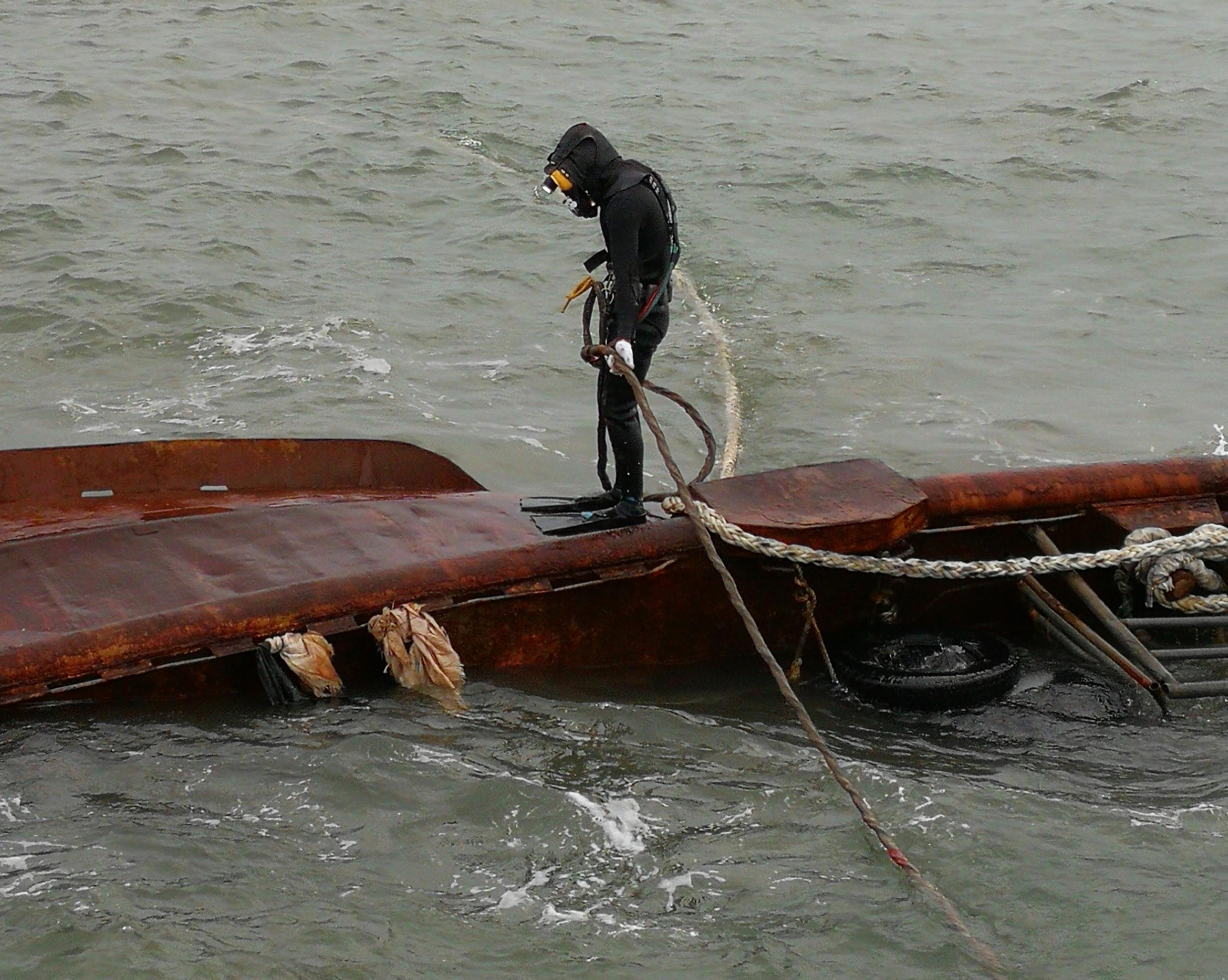 简述水下常见的打捞方法
